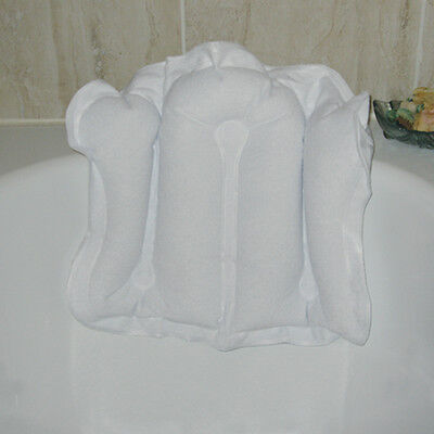 Inflatable Bath Pillow - Safe Bathing For Those With Low Mobility