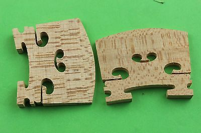 20 pcs High quality viola bridges maple wood, viola parts accessorie​s
