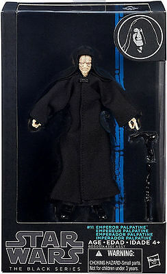 "Star Wars Palpatine 6"" Black Series Bsga 11"