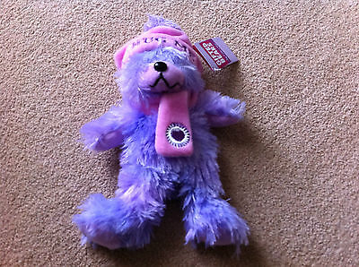 Gifted Bear - Hug Me Bear - Pink/purple - Bnwt