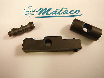 Bridgeport Mill Part, Milling Machine Feed Trip Lever, Ball &  Plunger 1033 New!