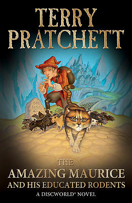Terry Pratchett - The Amazing Maurice and his Educated Rodents (Paperback)