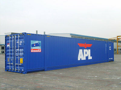 53ft shipping container storage container conex box for sale in Boston, MA