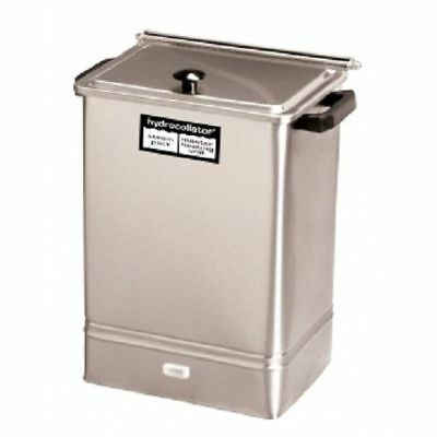 CHATTANOOGA HYDROCOLLATOR E1, Heating Unit w/3 Standard and 1 Cervical, WARRANTY