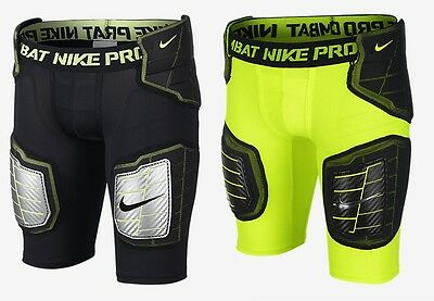 Nike Pro Hyperstrong Hardplate Fitted Boy's Football Shorts - NWT