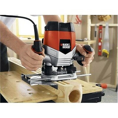 Plunge Router Variable Speed Woodworking Equipment Power Tool 10 Amp 2 1/4 In.