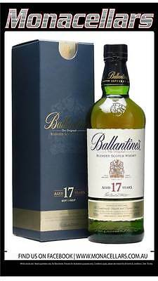 Ballantines 17 Year Old Scotch 700ml