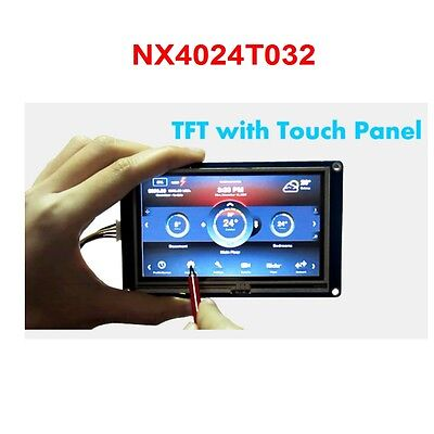 "3.2"" Nextion NX4024T032 USART HMI TFT LCD Touch Display Panel Screen 400x240"