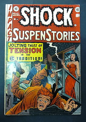 shock suspenstories 10 ec comics 1953 wallace wood ....etc