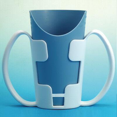 Cup Holder - Assists With Grip When Drinking