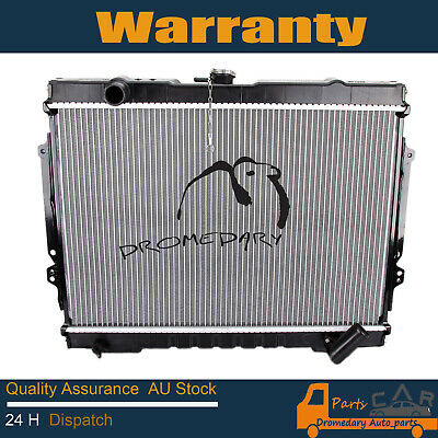 Radiator Mitsubishi Triton ME MF MG MH MJ 4cyl 1986-1996 Manual 1# Quality