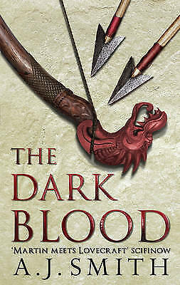 The Dark Blood (The Long War),Smith, A.J.,New Book mon0000050388