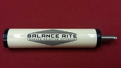 Balance Rite - Cue Extension - 5/16x14 Joint - FORWARD Weighted Cue Ext. - BRF14