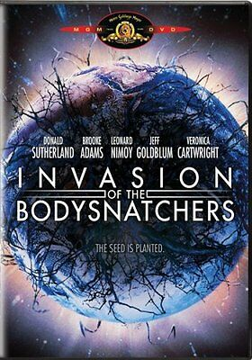 Invasion of the Body Snatchers (2012, DVD NUEVO) WS (REGION 1)