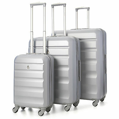 Stock Clearance Deal Hardshell Lightweight Luggage Case Suitcase ABS Plastic 3D
