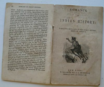 Booklet For Romance Of Indian History 1800's