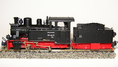 33236 Roco DR BR99 4651 Steam Locomotive III HOe OO9 Narrow Gauge