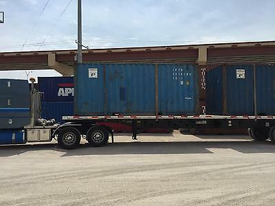 20ft shipping container storage container conex box in Savannah, GA
