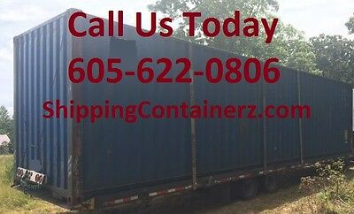 40ft HC shipping container storage container conex box in Savannah, GA