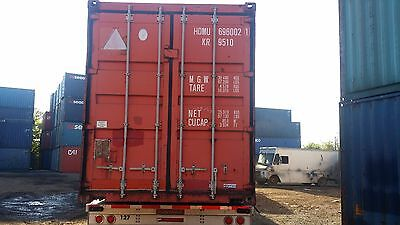 45FT HC SHIPPING Container Storage Container in New York NJ