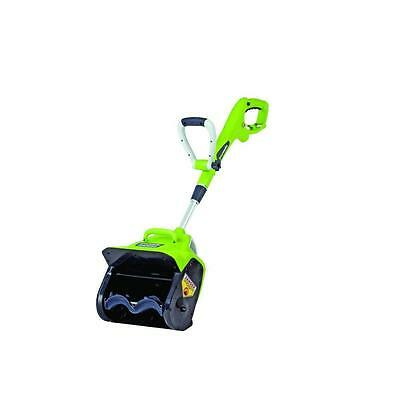 GreenWorks 26012 8 Amp 12'' Corded Snow Thrower