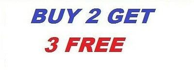 1 SONY CR2016 BATTERY *YOU MUST BUY 2 THEN GET 3 FREE* 3V Lithium Expire 2025