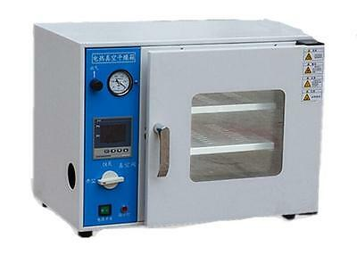 Digital Vacuum Drying Oven Cabinet 250℃ Working Room 300x300x275mm 220V New Y