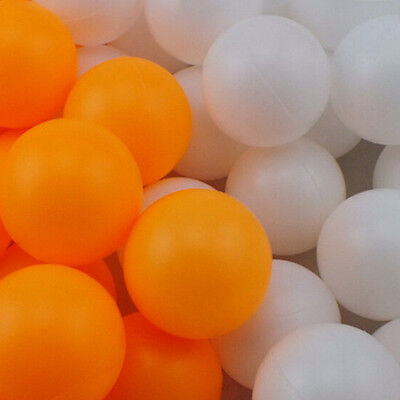 10/50x Ping Pong Ball Beer Pong Table Tennis Lucky Dip Gaming Lottery Washable G