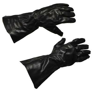 STAR WARS Darth Vader Sith Lord Adult Size Gloves Gauntlets Costume Accessory