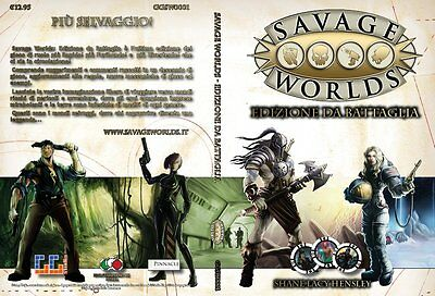 Savage Worlds Manuale Base