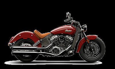 2016 Indian Scout now in stock....brand new ready for delivery