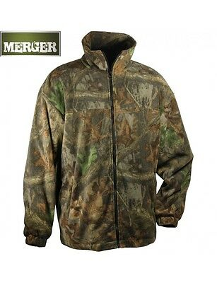 8dfabb8f8b871 DEERHUNTER AVANTI FLEECE Jacket Max 5 Camo Country Hunting/Shooting ...