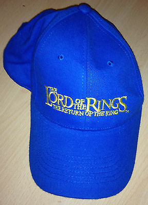 Promotional Cap: LORD OF THE RINGS RETURN OF THE KING 2003 Viggo Mortensen