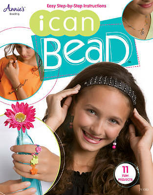 I Can Bead,Annie's,New Book mon0000064005