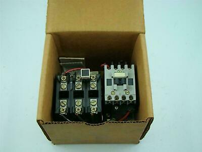 ALLEN BRADLEY 3 POLE 509-TOD FULL VOLTAGE STARTER Size 0