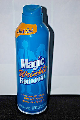 MAGIC WRINKLE REMOVER 10 oz Cans (Assorted Quantities) (#S5658)