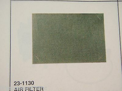Kohler Generator Sierra 23-1130 Air Filter 278857 Boatingmall Ebay Boat Parts