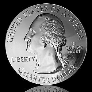2011 America the Beautiful 5 Ounce Silver Uncirculated Coin - SET OF 2 COINS
