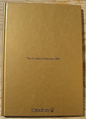 The Orrefors Collection 1996