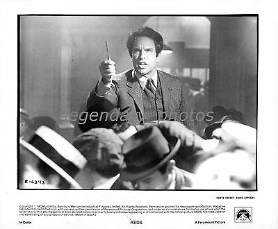 1981 Reds (1) Warren Beatty