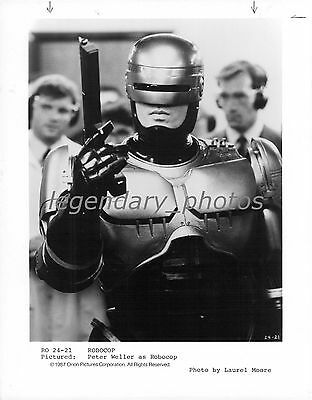 1987 Robocop (2) Peter Weller