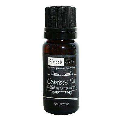 10ml Cypress Pure Essential Oil