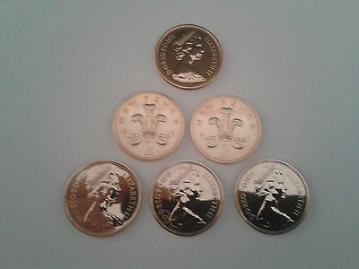 Proof 2p Coins - Choose the Year - Two Pence