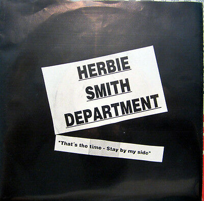Single / HERBIE SMITH DEPARTMENT / AUSTRIA / RARITÄT /