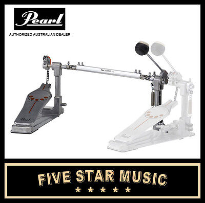 Pearl 930 Hardware Add-On Demonator D931 Double Kick Pedal Extension New