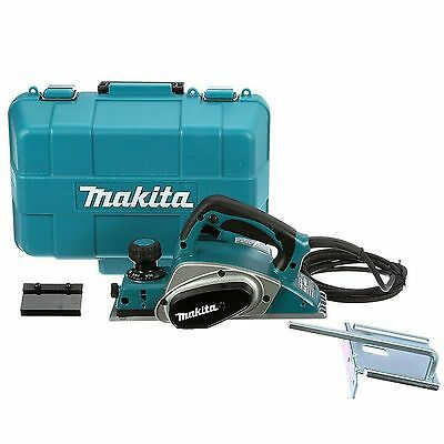 Makita 6.5-Amp 3-1/4 In. Corded Wood Planer Tool Kit, KP0800K