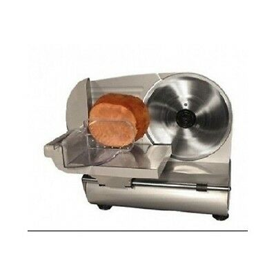 Electric Meat Food Slicer 9 Inch Heavy Duty Commercial or Home With Steel Blade