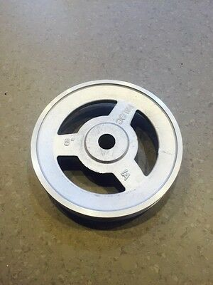 "Water Pump Pulley Fynspray 5"" TAWCO MCE Ski Speed Inboard Mid mount boat"