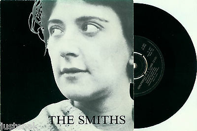 the SMITHS 'Girlfriend in a Coma' 1998 UK Rough Trade RT 197 A1/B1 PS 7""