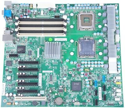 HP Server System Board / Mainboard ProLiant ML150 G5 461511-001